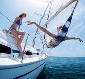 Charter luxury yachts