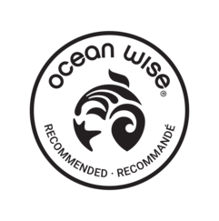 Ocean Wise is an ocean conservation program that empowers consumers and businesses to choose sustainable seafood options that support healthy oceans, today and into the future.