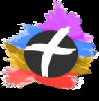 app logo white 2
