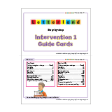 intervention cards