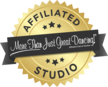NEW MTJGD Affiliated Studio Badge