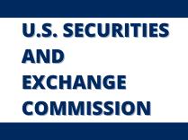 US Securities & Exchange Commission 209x156