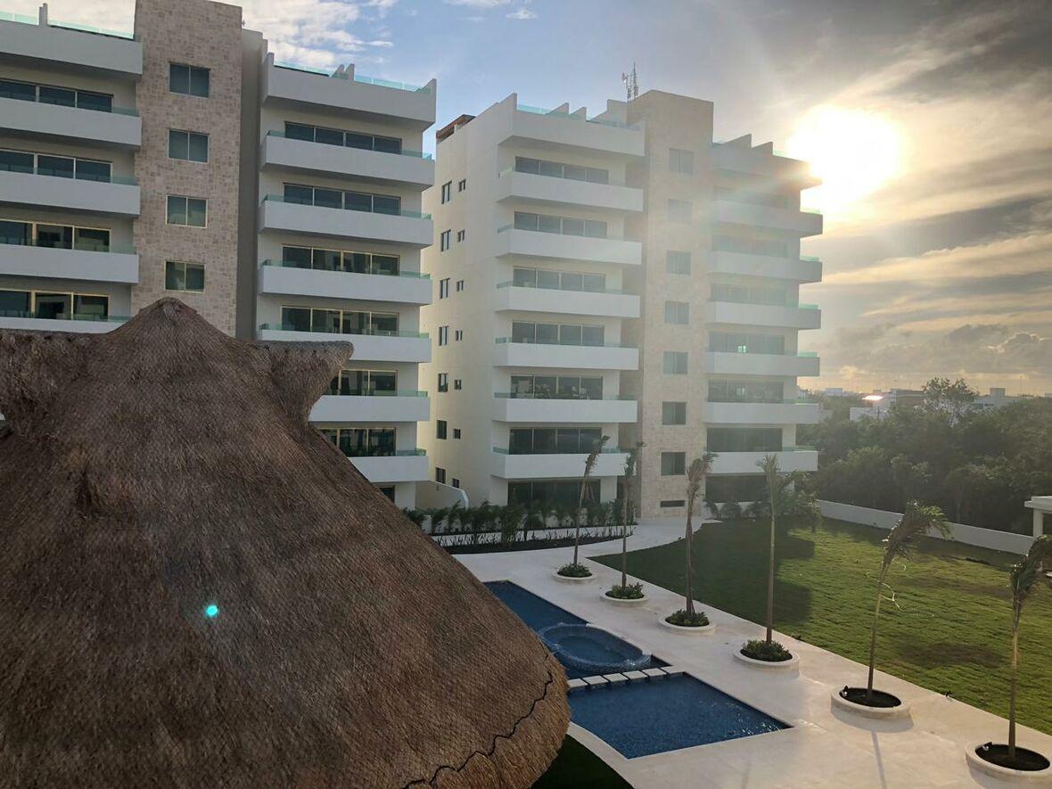 Ultimos 2 departamentos en venta en Aqua Residencial en Cancun