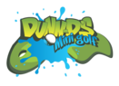 Logo mini golf Dunn-D's