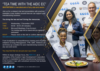 AIDC EC Tea
