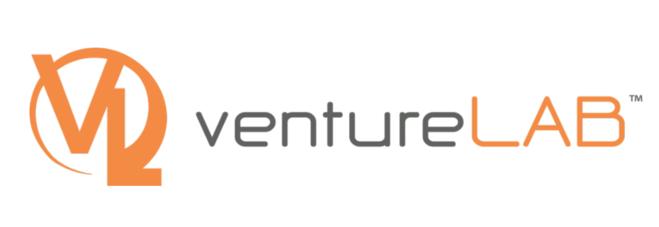 VentureLAB logo, HCI accelerator program