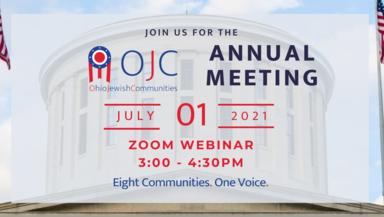Mailchimp OJC Annual Meeting Webinar Invitation