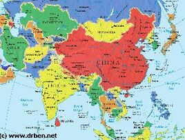 Map Asia Entire - Click Here !!