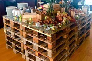 Elements Catering Platters / Buffet Menu