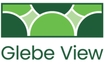 Glebe View logo
