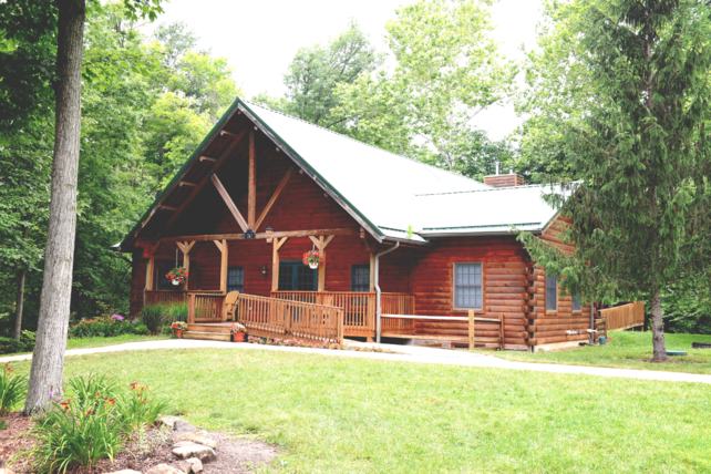 MAIN LODGE NEW
