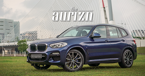 2019 BMW X3 now with M Sport Package in Malaysia