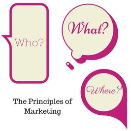 Who, What, Where? = Principles of Marketing Blog Image