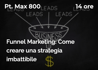 corso funnel marketing