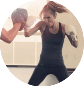 Kickboxing Intensity