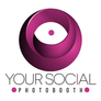 Your Social Photo Booth Logo