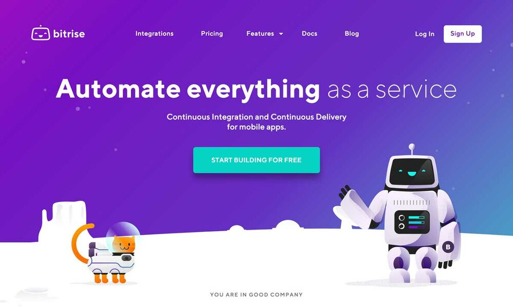 Top 20 Homepage Designs For 2019 How