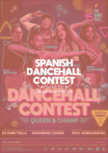 SpanishDancehallContest2