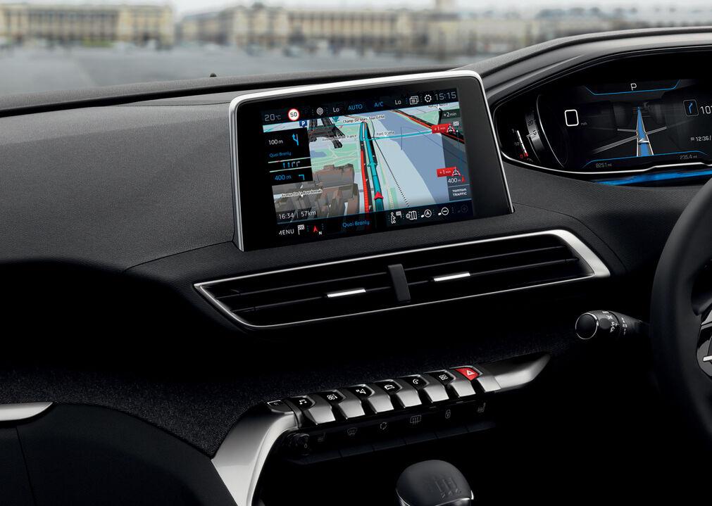 2018 Peugeot 3008 SUV Brochure