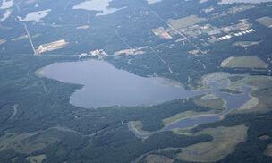 Pine Lake, Crow Wing County , MN