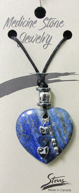 Medicine Stone Necklace Cochrane