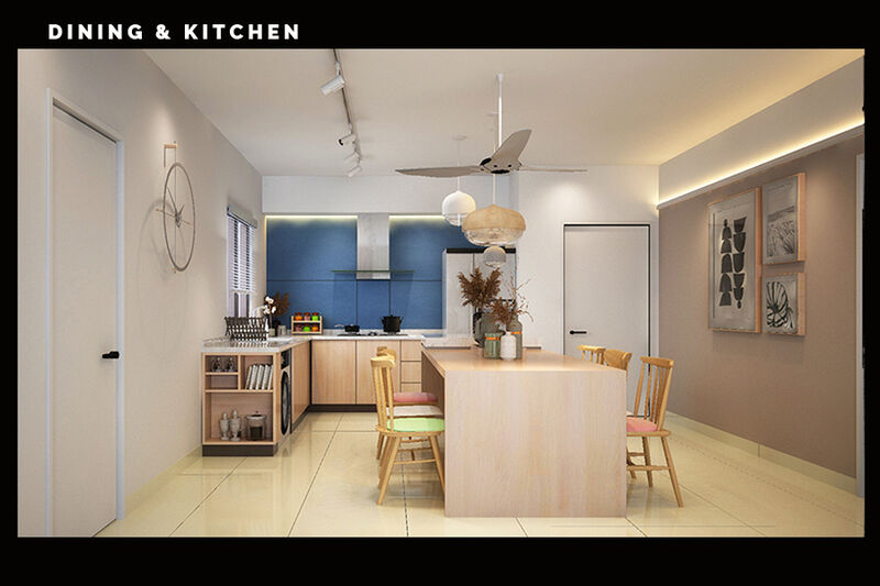 06 Dining Kitchen