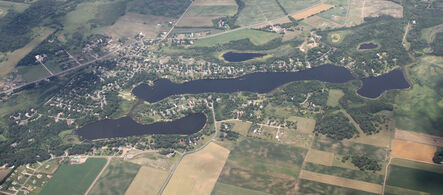 Watab Lake, Stearns County , MN