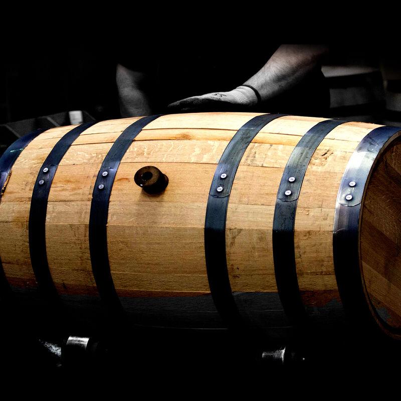 Bourbonfässer der Speyside Bourbon Cooperage