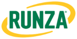 Runza Logo Green Yellow White