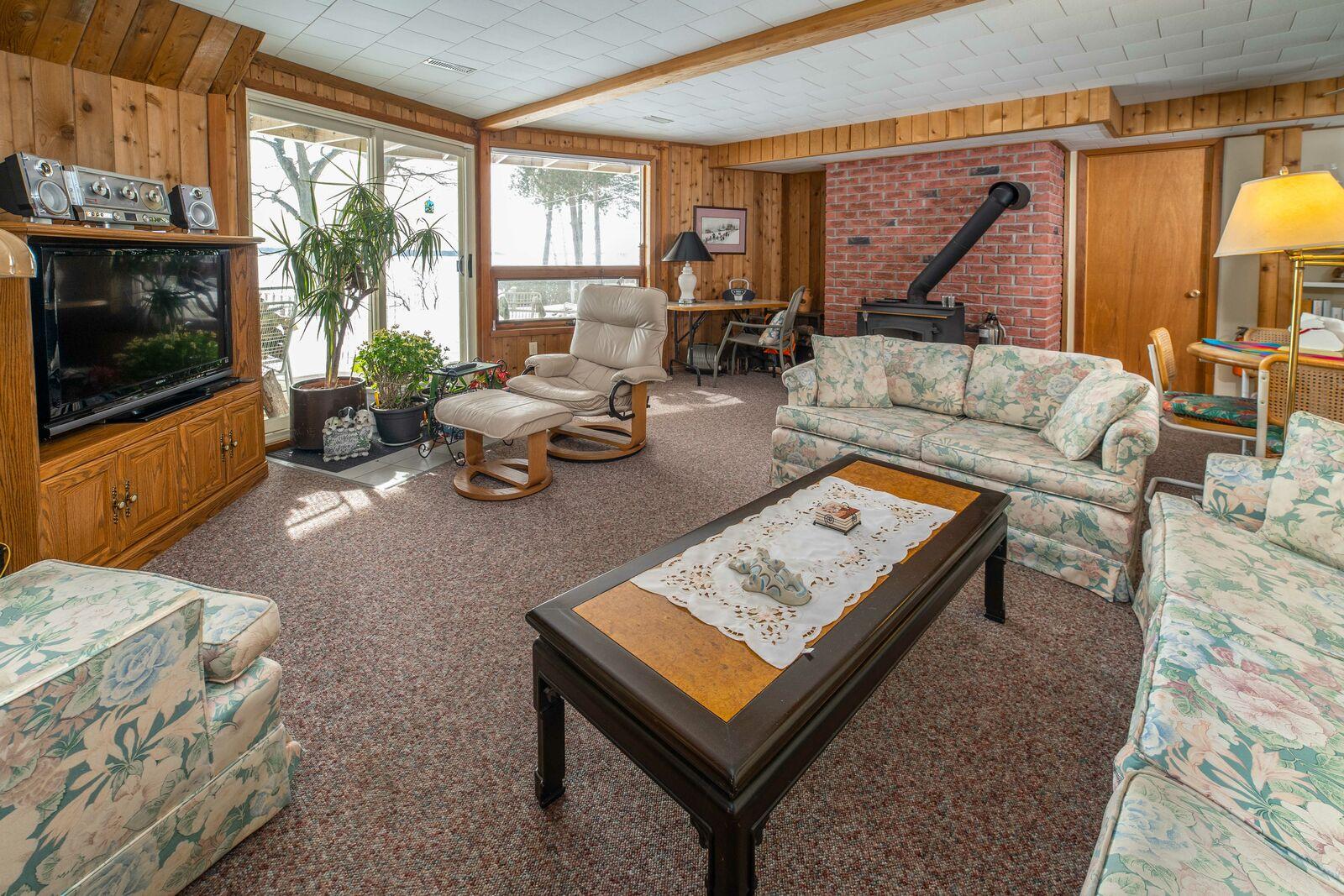 29   Basement Living Room