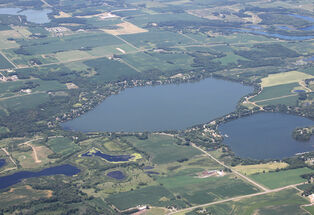 Browns Lake,Stearns County, MN