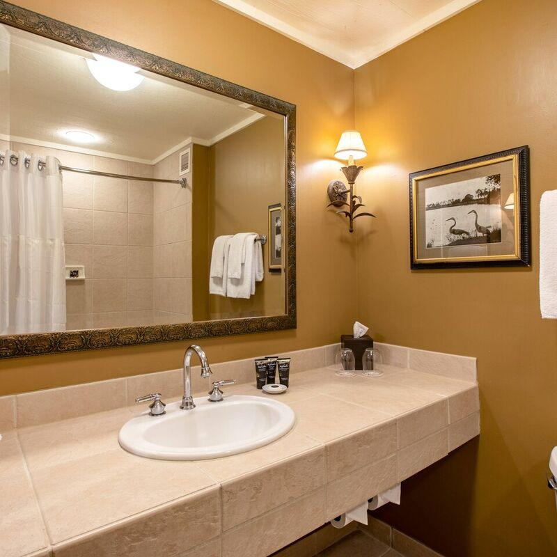 Guest Bathroom   Shower Tub