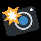 200x200 Camera Emoji Graphic