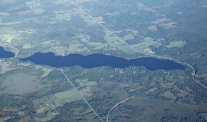 Big Pine Lake,Pine County, MN