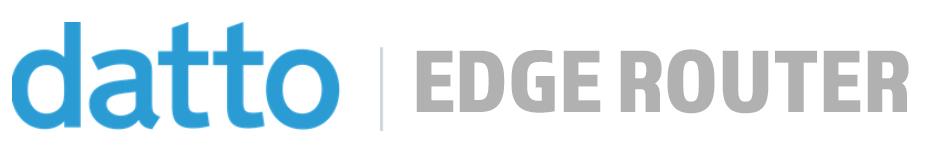 datto edge router