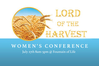 LOTH Women's Conference Website Event Image