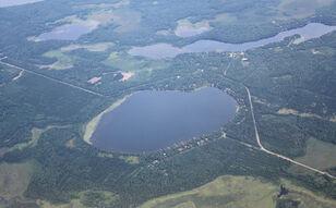 Velvet Lake, Crow Wing County , MN