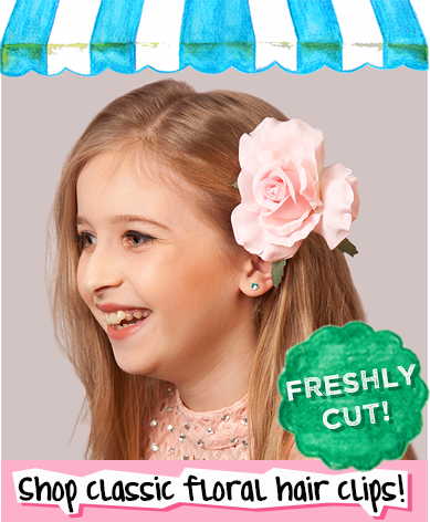 Check out our Classic Floral range including, Rose Hair Clips, Carnation Hair Clips, Peony Hair Clips, Daffodil Hair Clips, Poppy Hair Clips, Daisy Hair Clips, Magnolia Hair Clips, Orchid Hair Clips, Sunflower Hair Clips and more!!