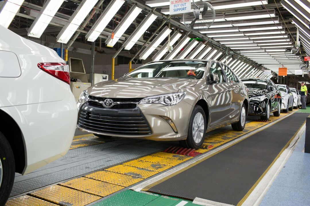 toyota manufacturing 1