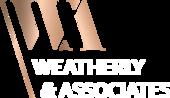 Weatherly&Associates Logo OnDark