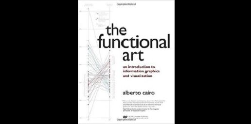 Book review The Functional Art by Alberto Cairo 1