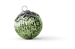 lrgOrnament green