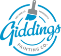 giddings painting company logo