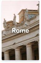 RomeCard