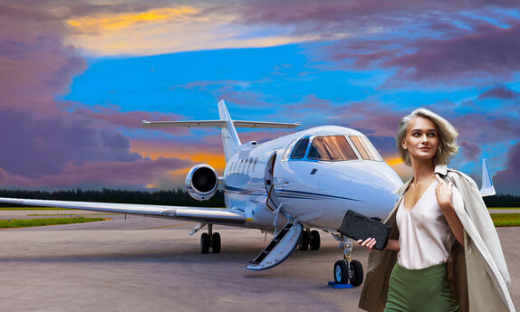 Private Jets by VOMOS