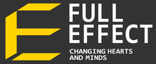 full effect logo grey yellowwhite
