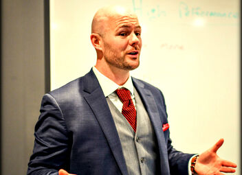 Nathan Smith Certified High Performance Coach training for Executive Coaching