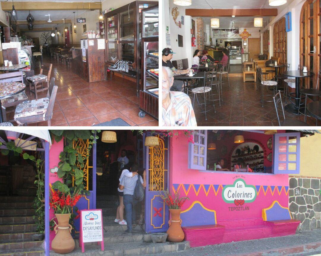 Cafes & restaurant