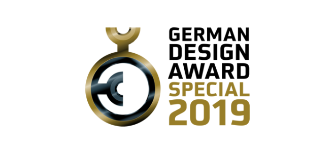 """collab-ed, eine internationale Werbeagentur, hat den German Design Special Award 2019 in der Kategorie """"Integriertes Marketing"""" gewonnen"""