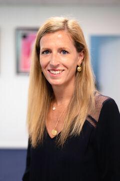 Ariane Vigneron, notaire au sein de l'étude Chambry Vigneron & Labopin située à Malakoff